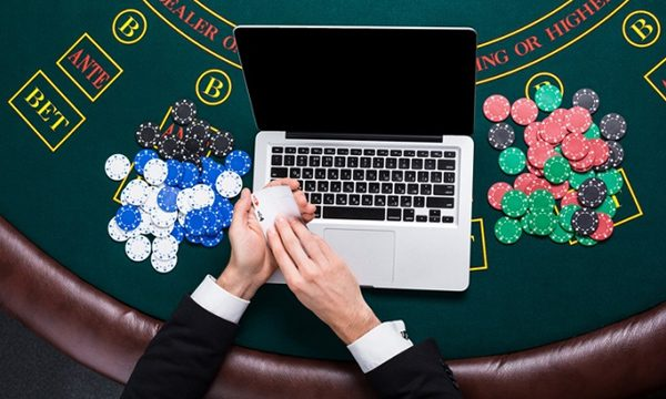 computer gaming table casino