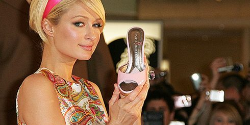 Paris Hilton Shoes