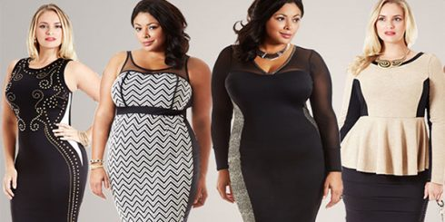 Plus Size Model Fashion