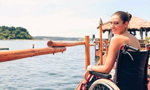 Wheelchair Girl Travel