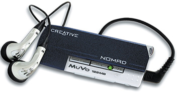 MP3 Creative Nomad