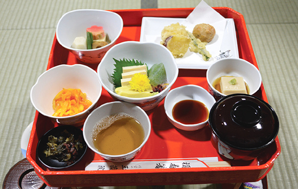 Japanese Food - In Japan