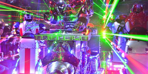 Japan Technology - Robot Restaurant