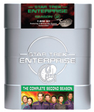 dvd Star Trek Enterprise season 2