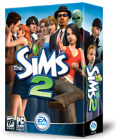 Holiday Video Games - SIMS 2