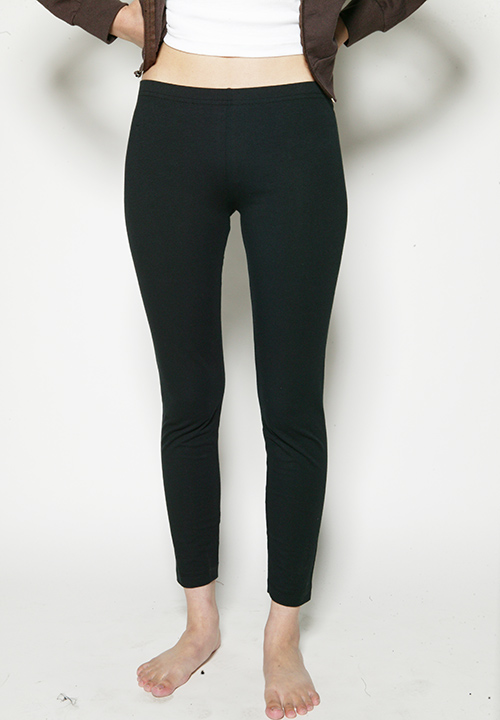 black American Apparel leggings