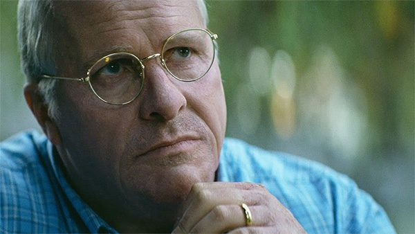 Dick Cheney Christian Bale VICE