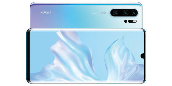 Huawei Launches New P30 Series Phones