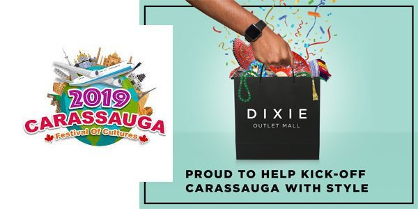 carassauga - dixie outlet mall