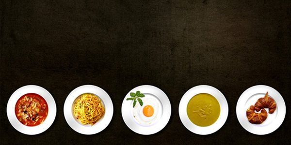 Connoisseur Plates of Food