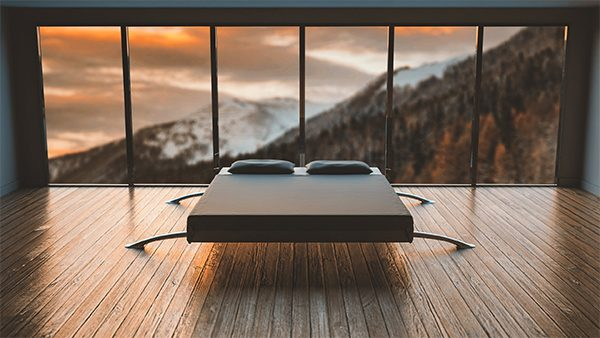 Dream Home Bed