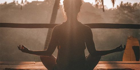 yoga meditation stress busting