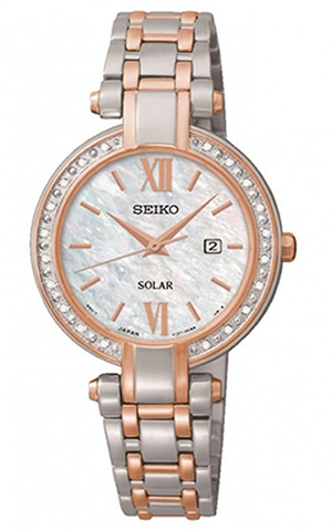 Seiko Solar Diamond