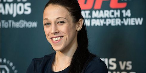 Joanna Jedrzejczyk female mma fighters