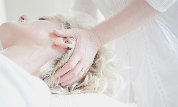 massage headache chronic pain