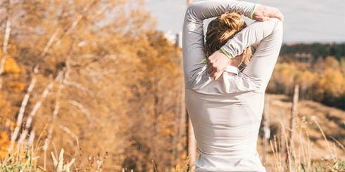 Run Stretch Outdoors Your Health