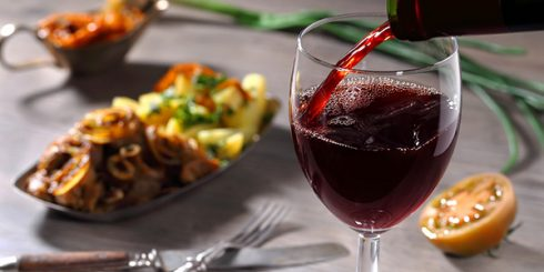 red wine pairings
