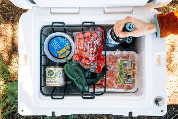 camping picnic keep food fresh cooler