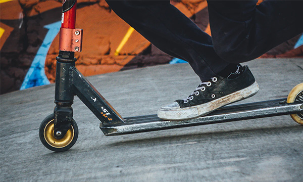 adult scooter kick scooter