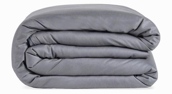 Snuggable weighted blanket- Sleep Country