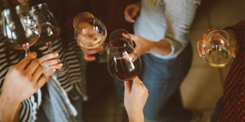 Unique Wine Pairing Trends For The Next Girls' Night Out