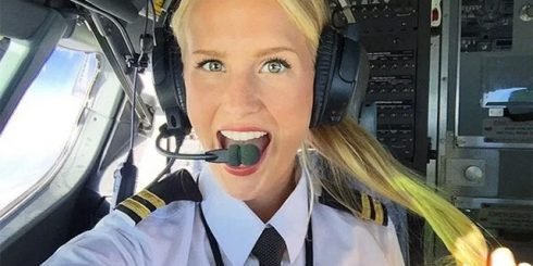 Awesome careers Anna Pilot