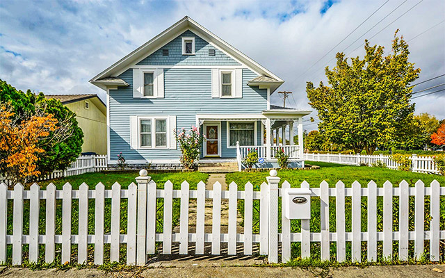 Real Estate Home Sales Fence - SEO Tips