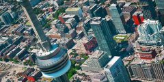 CN Tower, Toronto Jobs In Canada