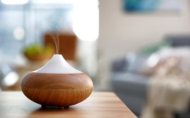 essentials oils - oil diffuser