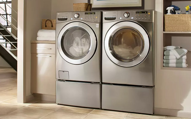 LG Laundry Washer Dryer