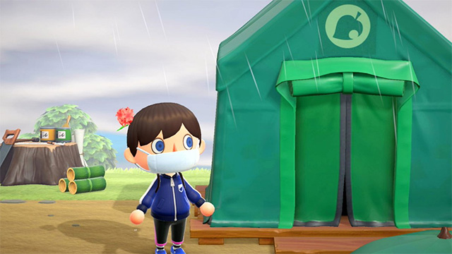 animal crossing under lockdown