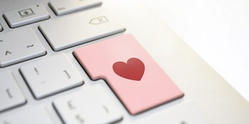 dating perfect match love keyboard