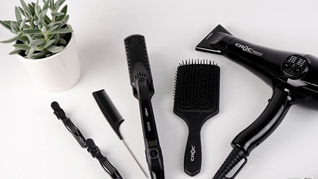 hair styling tools frizzy hair