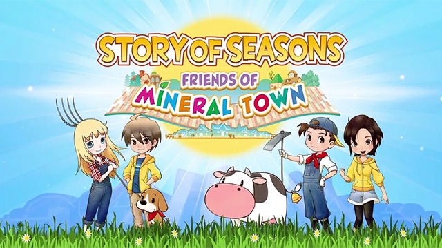 Story of Seasons: Friends of Mineral Town - Review