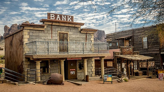 route 66 ghost town