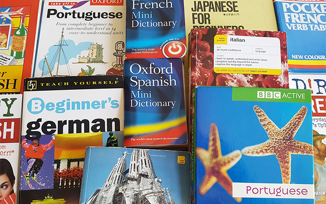 learn a new language course
