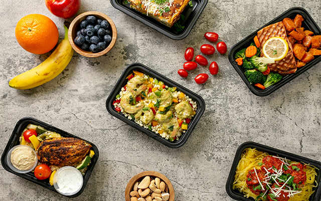 food meal delivery service