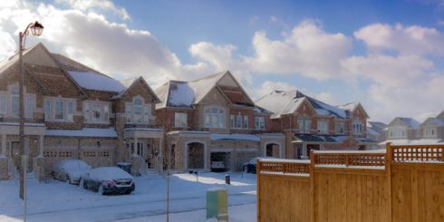 canadian real estate subdivision suburbs