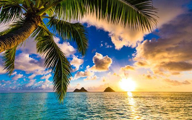 sunny destinations hawaii