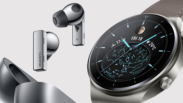 Huawei Expands Their Lineup Watch FreeBuds Router