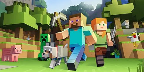 Minecraft - Young Gamers Online protection