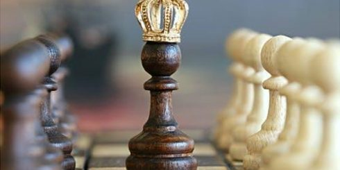 king chess game theory