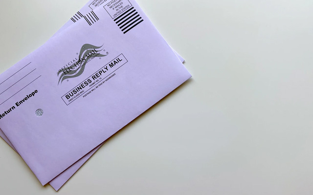 voting by mail election vote