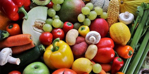 fruits and vegetables - avoid food waste
