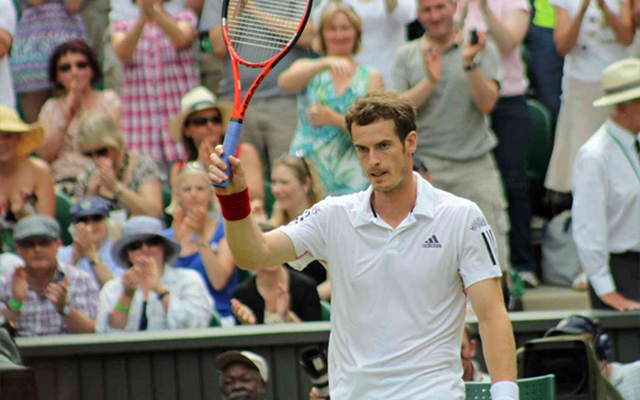 Wimbledon tennis Andy Murray