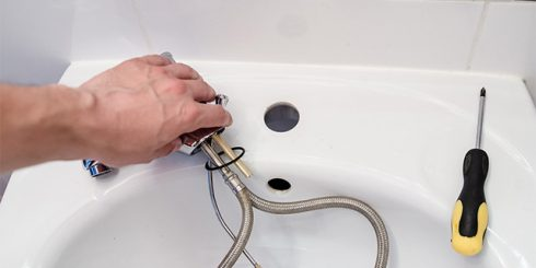 Home DIY - plumbing repair