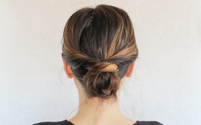 updo hairstyle create your own style