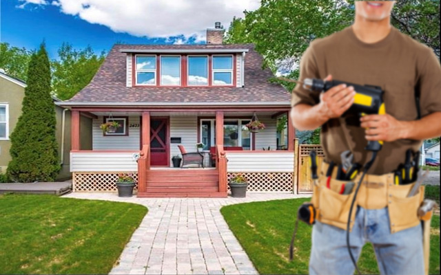 home repair home maintenance