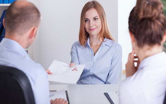 job interview staffing agency