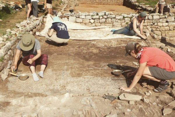 Archaeology - Archaeological Sites